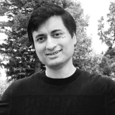 photo of Veloxy's cofounder, Sauvik Sarkar