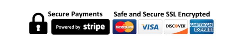icons for secure payment