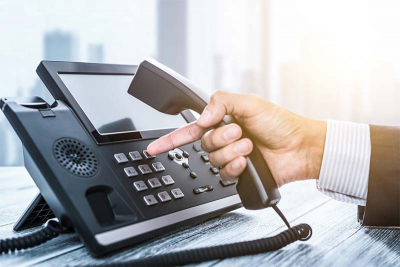 cold calling photo