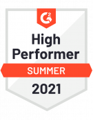 icon of a G2 badge for sales engagement