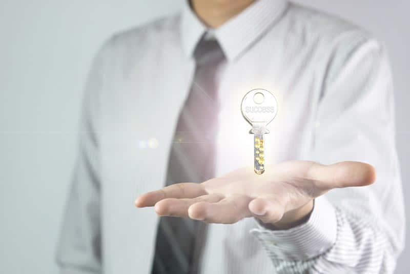 The Key To Future Success